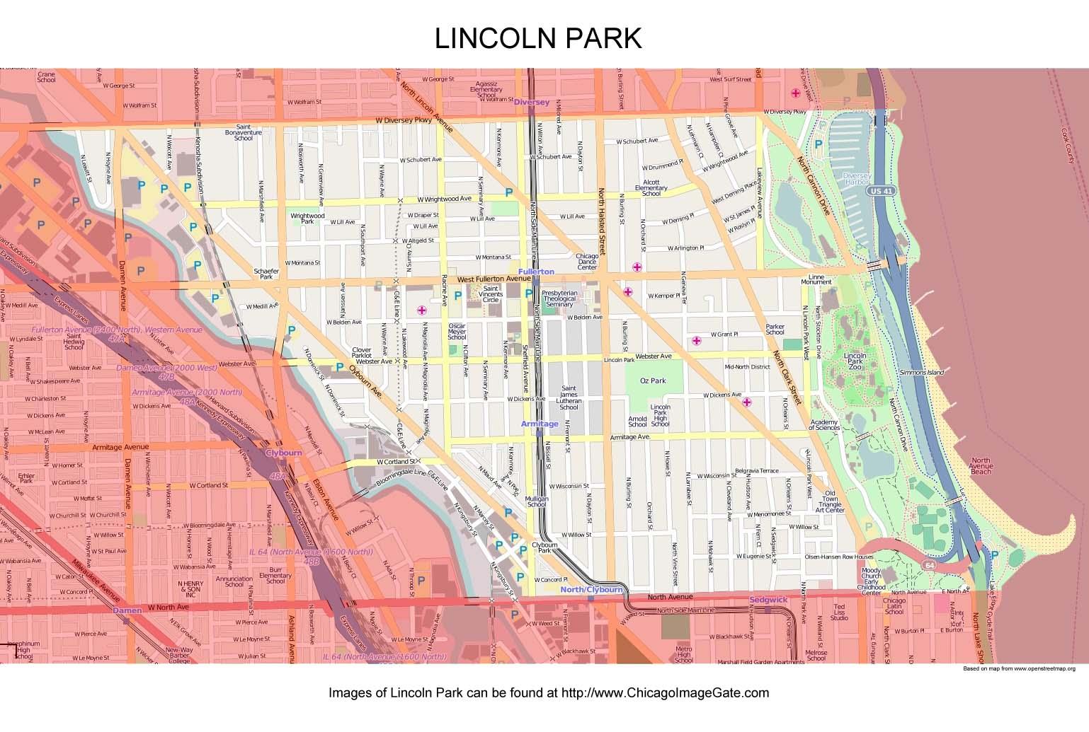 Lincoln Park Chicago Photos  Chicago Photos  Images